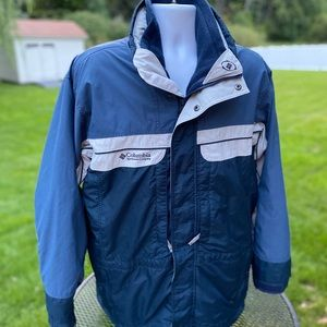 Columbia Core *3-in-1* insulted men's jacket coat